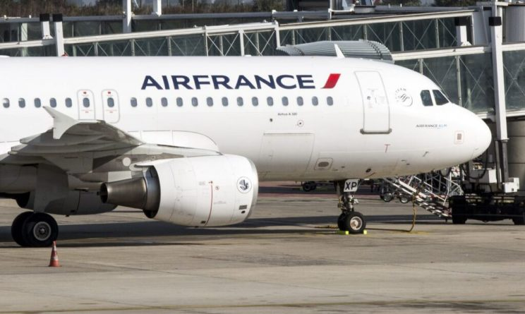 aviao-air-france