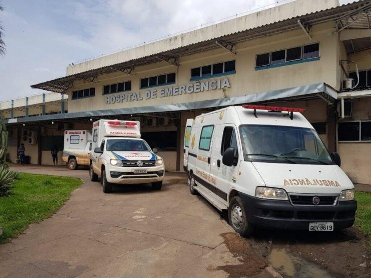 Homem morre no HE de Macapá após ser achado com lesões na cabeça em terreno no Centro